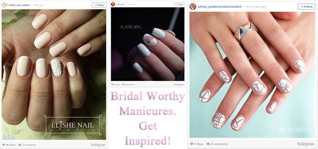 wedding-inpiration-bridal-manicures-nail-art
