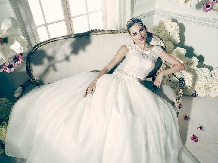 2 Zac Posen For Davids Bridal Truly Wedding Dresses Gowns Zp345016 W724